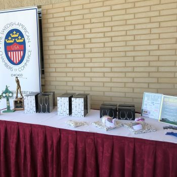 14 Award table
